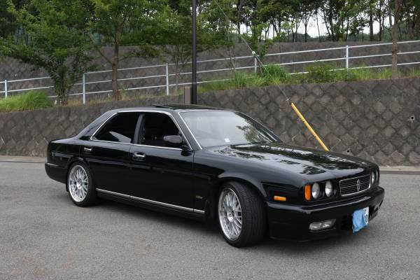 Four Door Sports Cars >> 1991 Y32 Cedric Gran Turismo Turbo – SOLD | Ronin Imports